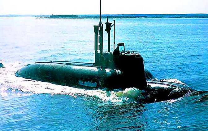 «Пиранья»: субмарина для диверсантов и внезапных атак