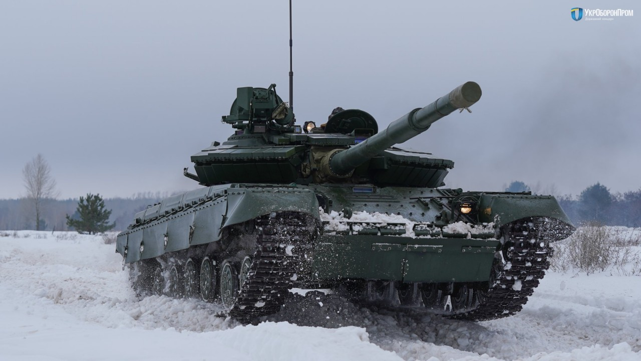 Пользователи соцсетей подняли на смех модернизированные на Украине танки Т-64