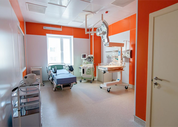 Ростех ввел в эксплуатацию Оренбургский перинатальный центр