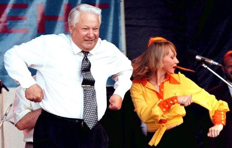 Бандиты эпохи Ельцина