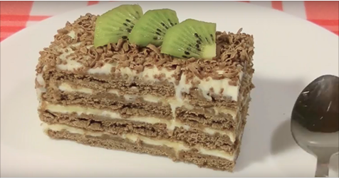 Торт без выпечки за 5 минут …