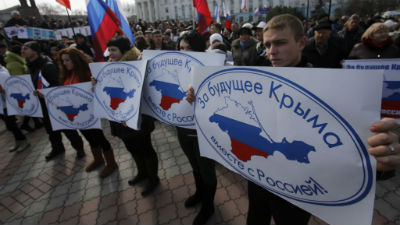 Mail и Яндекс добавят на карты Крым