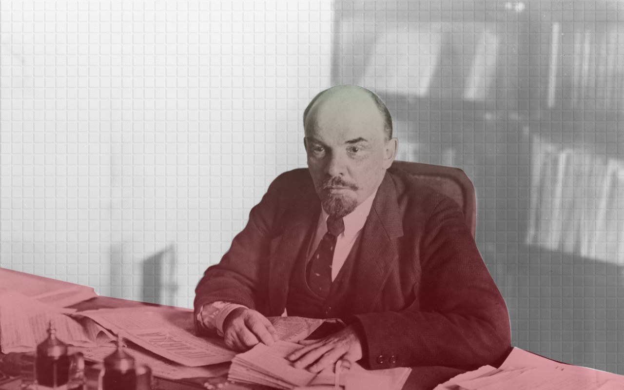 Если бы Ленина не было