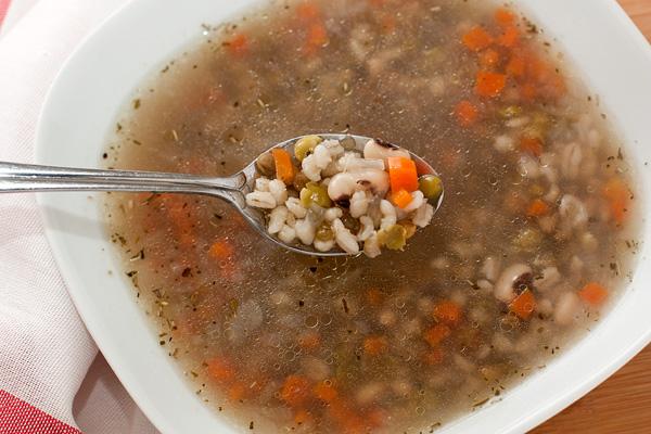 Суп из фасоли маш рецепты
