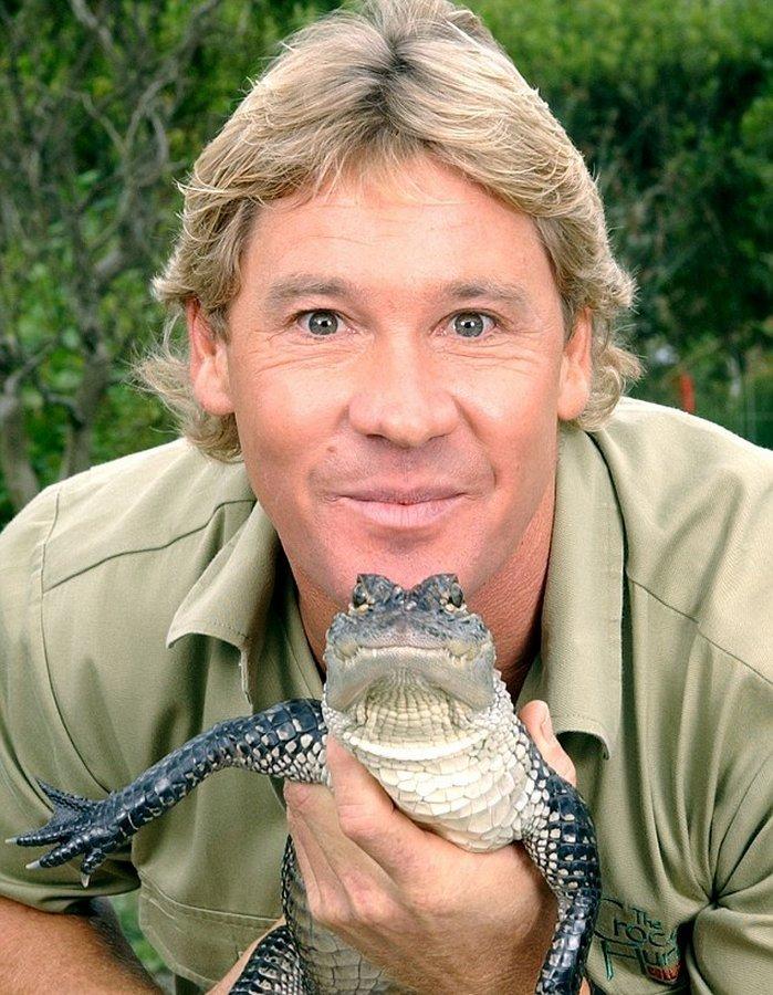 Стив Ирвин : Секреты гибели «охотника на крокодилов»
