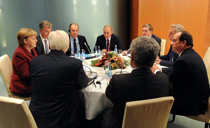 Путин — это более серьезная угроза существованию Европы, чем ИГИЛ (The Guardian, Великобритания)