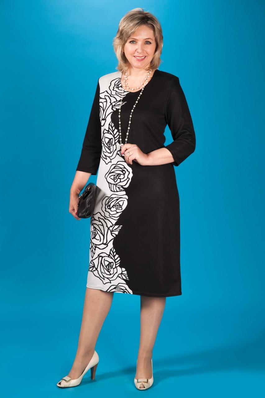 Вечерние платья женщине 60 лет