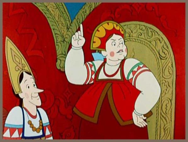 ТАЙНЫ СЛАВЯНО-РУССКИХ СКАЗОК. Или что хотел сказать Пушкин в сказке о царе Салтане.
