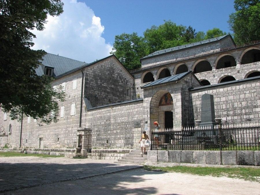 Цетинский монастырь: духовная реликвия Черногории