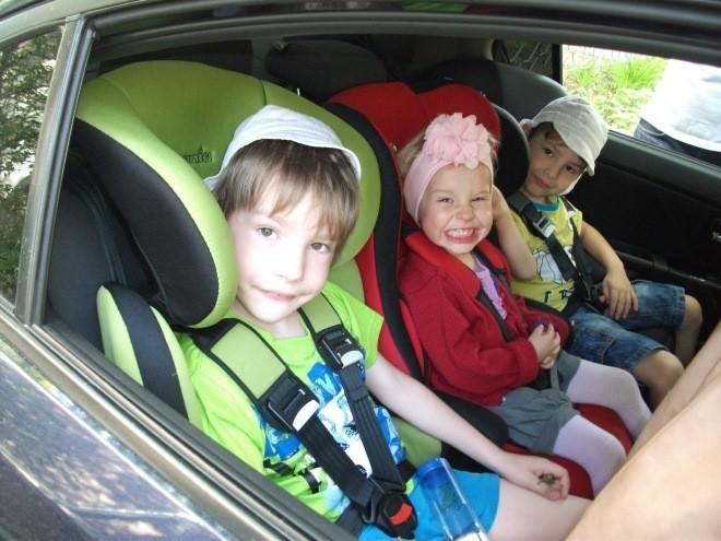 Изменились правила перевозки детей авто, законы, пдд
