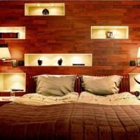 освещение в спальне без люстры фото 23
