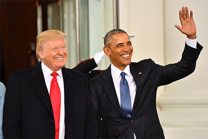 Поддерживавшие Трампа боты переметнулись к Обаме