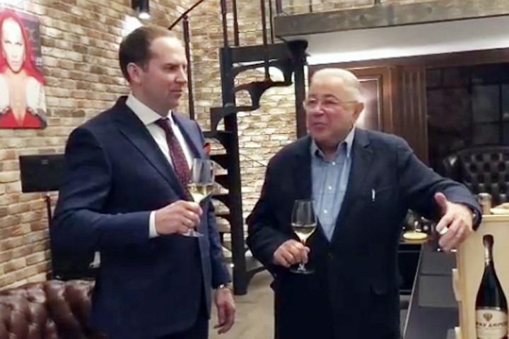 Адвокат Жорин рассказал, как отпраздновал с Петросяном его развод