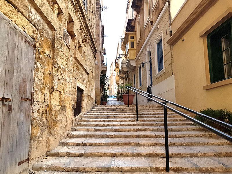 Витториоза. Маленький город на Мальте, который никто не смог победить…