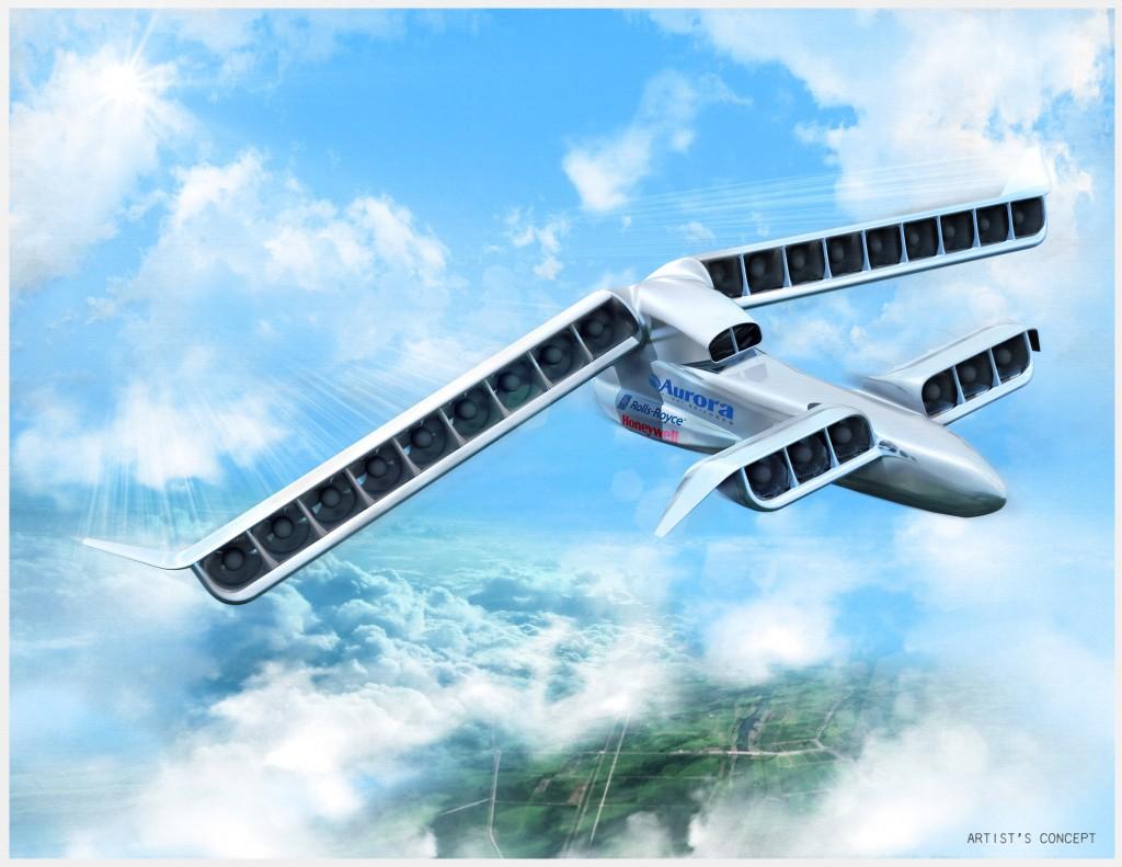 Boeing слишком рано инвестирует в беспилотные электрические авиалайнеры?