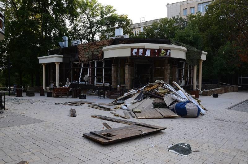 Зачем главе ДНР Пушилину гарантии от внезапной смерти?