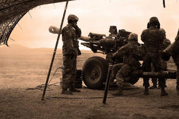 """Армия США готовится к """"особо масштабной"""" наземной войне. Армия США готовится"""