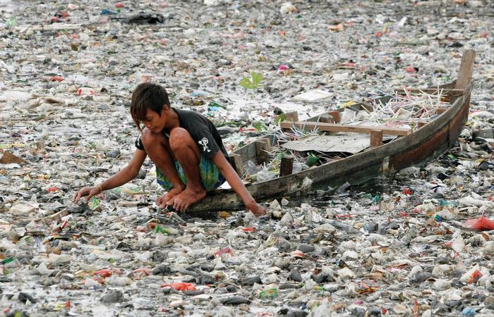 15 шокирующих фактов о том, что мы делаем с планетой