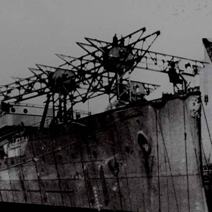 Альтфлот 1906-1939: Первые авианосцы России
