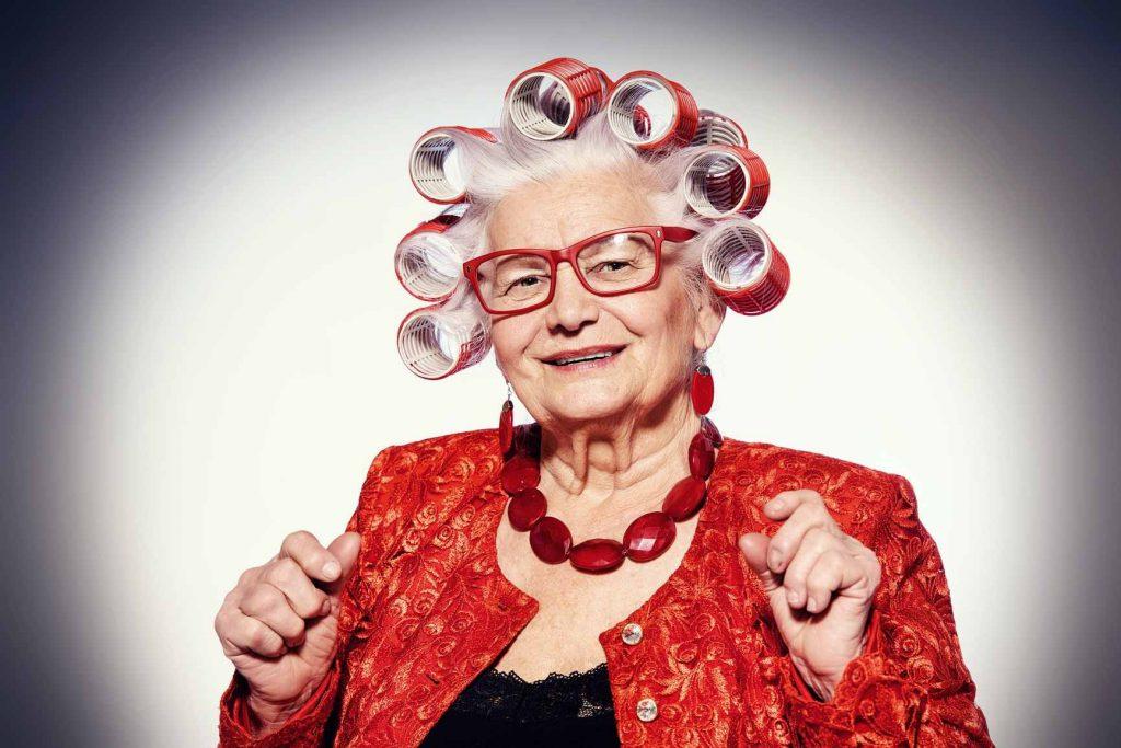 Бабу Зину все считали большо…