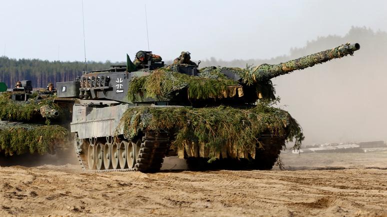 FP: Германия мобилизует союзников на пути к европейской армии
