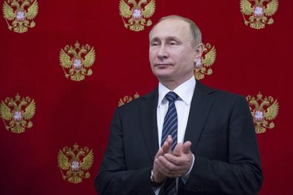 Президент похвалил офицеров Северного флота за действия в Сирии