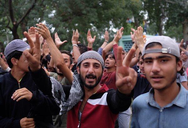 Мигранты боятся только русских. Немка рассказала об инциденте в Германии