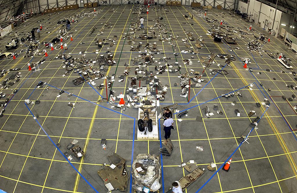 15 лет назад произошла катастрофа шаттла «Колумбия»