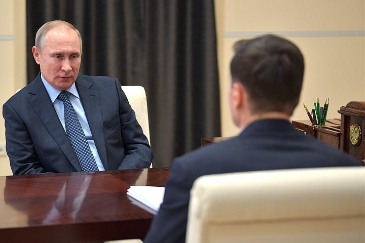 """Владимир Путин: """"Северный поток-2"""" будет реализован"""