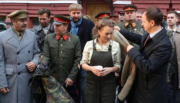 Мединский назвал фильм «Увидеть Сталина» «правильным российским кино»   Продолжение проекта «Русская Весна»