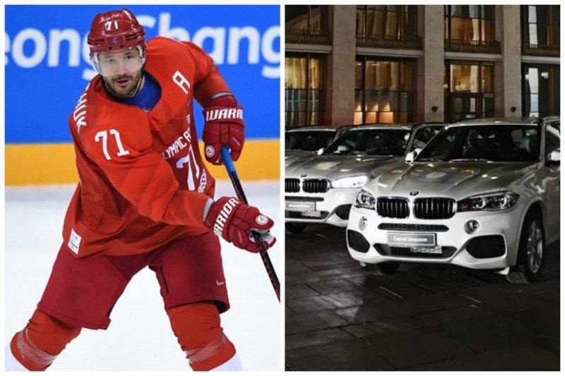 Ковальчук продает олимпийскую машину, чтобы помочь детдомовцам