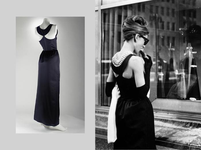 Легендарное платье Одри Хепберн из фильма «Завтрак у Тиффани».   Фото: google.com.