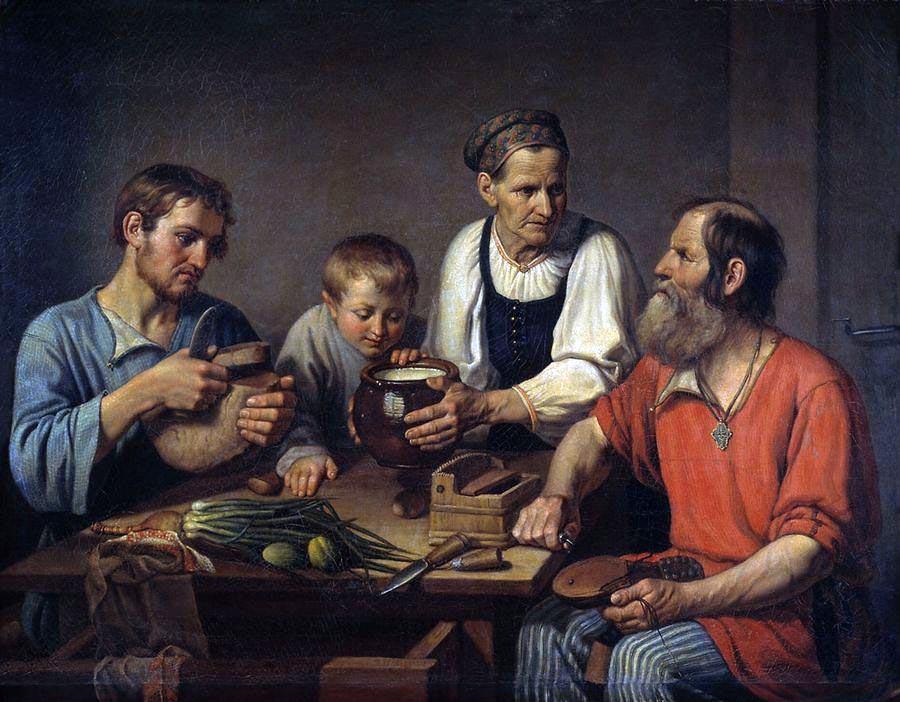 5 суперкаш, которыми баловались наши предки