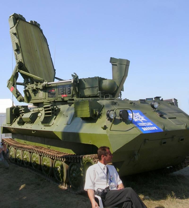 Армия продолжает освоение комплексов «Зоопарк» и «Аистенок»