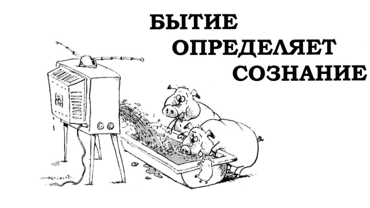 Опрос: две трети россиян смотрят зомбоящег каждый день