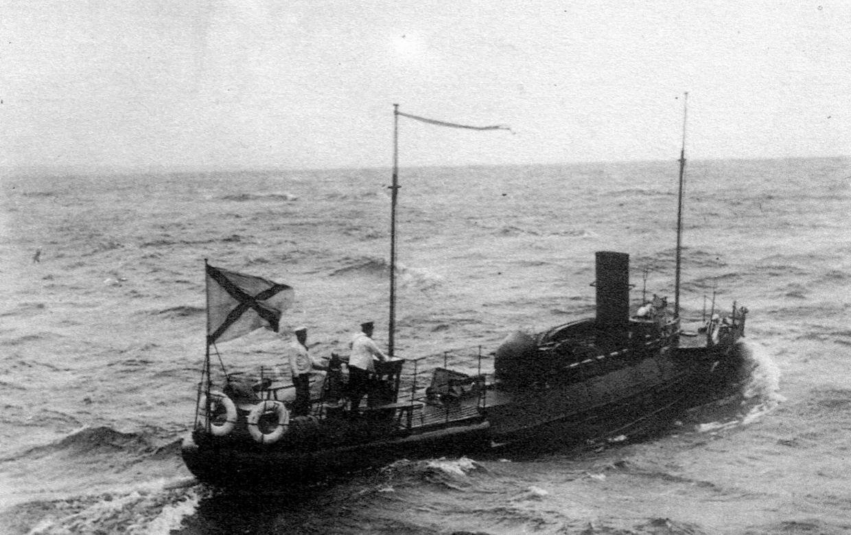 Миноноски и миноносцы Российского Императорского Флота