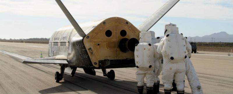 Слухи: США испытывают EM Drive на борту секретного аппарата X-37B