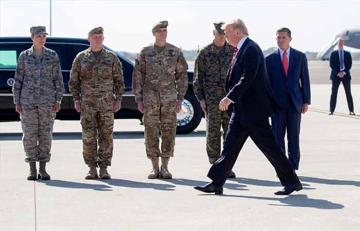 The New York Times — Трамп встает на сторону России, комментируя ситуацию на Украине