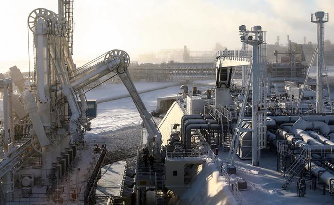 Москва открывает второй газовый фронт в Европе
