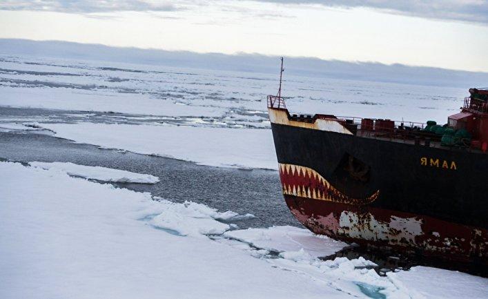 В России строится атомный «боевой ледокол», оснащенный лазерной установкой (The National Interest, США)