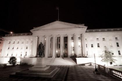 Минфин США назвал причины снятия ряда ограничений на взаимодействие с ФСБ