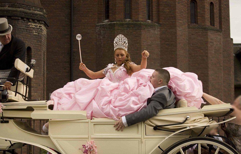 Про принцесс, приданое, замуж по расчету и по любви