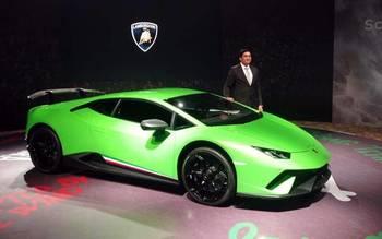 Названы самые дорогие автомобили 2017 года