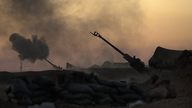 США вывозят военную технику из Сирии — CNN