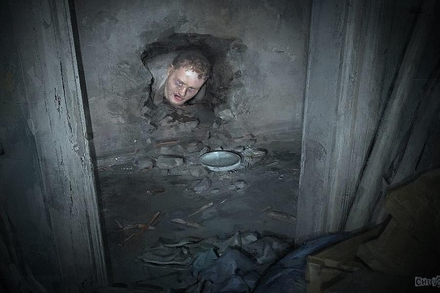 «Последнее дыхание»: изумительный темный ужас и кошмары от Олега Вдовенко