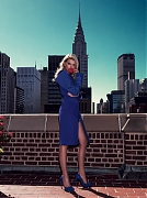Лили Дональдсон (Lily Donaldson) в фотосессии Наги Сакай (Nagi Sakai) для журналаBal Harbour (осень 2013)
