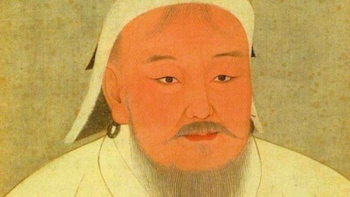 По словам историка, существует только 2 подлинных портрета Чингисхана