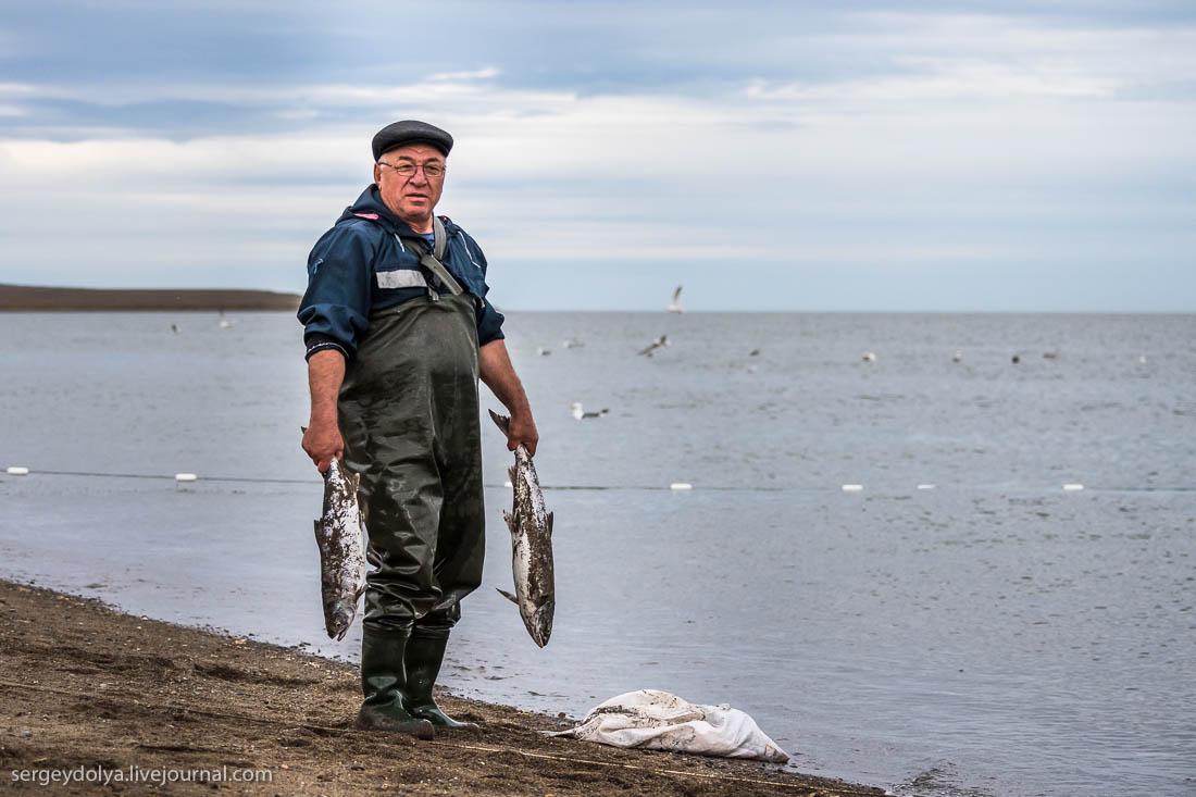 рыбалка бесплатно на севере