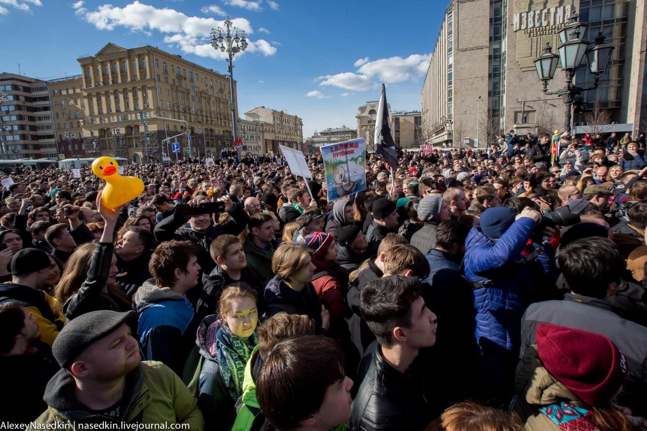 Милонов:-Кто вышел на митинг- не русский народ, это иуды, продающие собственных матерей ...