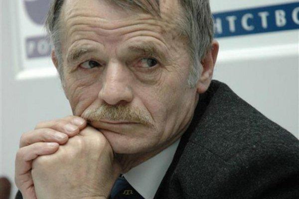 ДЖЕМИЛЁВ ЖАЛУЕТСЯ, ЧТО ВНЕДРЯТЬ АГЕНТОВ В РОССИЙСКОМ КРЫМУ СТАЛО ТЯЖЕЛЕЕ
